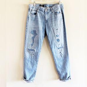 """J.Crew   """"Broken In Boyfriend"""" Jeans"""